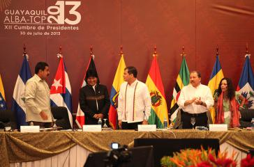 ALBA-Präsidenten