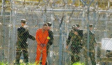 Uruguay hat sechs Guantánamo-Insassen aufgenommen