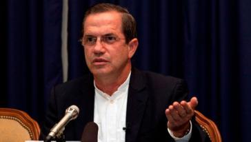 Ecuadors Außenminister Ricardo Patiño