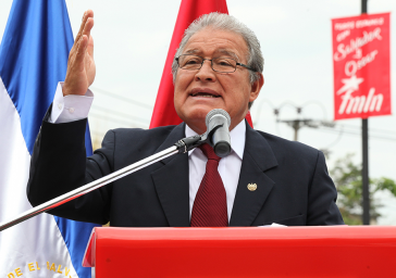 Legt 100-Tage-Programm vor: Präsident Salvador Sánchez Cerén