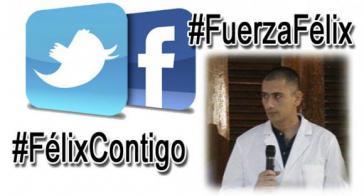 Der kubanische Arzt Félix Báez