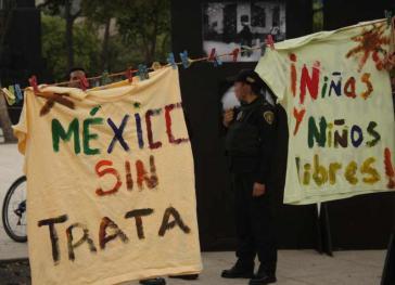 20.000 Kinder in Mexiko werden jährlich Opfer von sexueller Ausbeutung