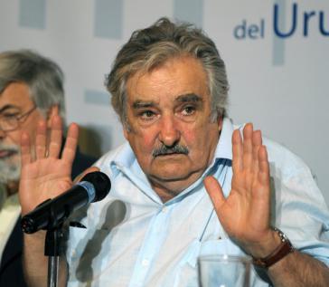 Präsident Mujica will syrische Flüchtlinge aufnehmen