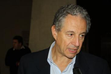 Der uruguayische Senator und ehemalige Vizeaußenminister Roberto Conde von der regierenden Frente Amplio