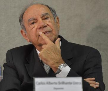 Ex-Militär Carlos Alberto Brilhante Ustra
