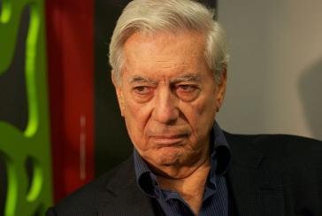 Literaturnobelpreisträger Vargas Llosa spricht sich gegen das drohende Medienmonopol von El Comercio in Peru aus