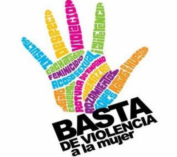 Plakat venezolanischer Frauenorganisationen zum Internationalen Tag gegen Gewalt an Frauen. Sie haben seit Jahren für die jetzt verabschiedeten Gesetze gekämpft