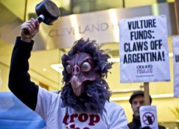 """""""Geier-Fonds: Krallen weg von Argentinien!"""""""