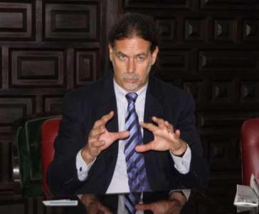 Der deutsche Botschafter in Caracas, Walter Lindner, provozierte mit indirekten Nazi-Vergleichen eine Protestnote des venezolanischen Außenministeriums