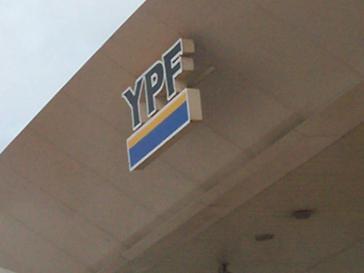 Stärkt die Handelsbilanz Argentiniens: das Öl-und Erdgasunternehmen Yacimientos Petrolíferos Fiscales (YPF)