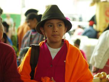 """María Sol Barragán im Film """"En Espera"""""""