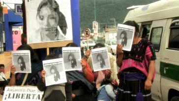 Indigene Aktivistinnen im Film Koltavanej