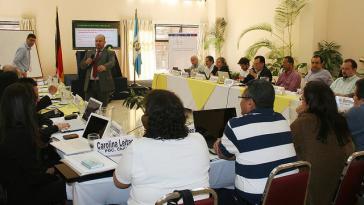 KAS-Seminar im Jahr 2011 für rechte Parteien in Lateinamerika, darunter die venezolanische Putschpartei Primero Justicia