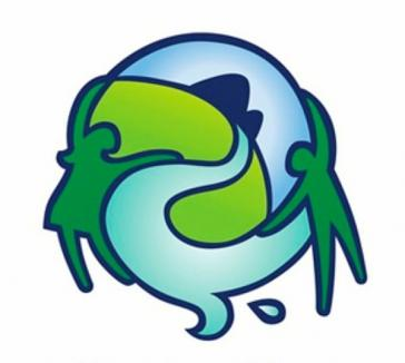 """Logo der Initiative """"Wasser für alle – Wasser für das Leben"""" in Mexiko"""