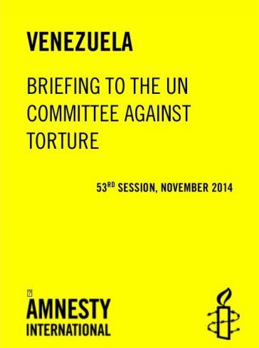 Mehr als einseitig: der November-Bericht von AI zu Venezuela