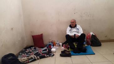 In Haft: FBF-Geschäftsführer Albert Lozada