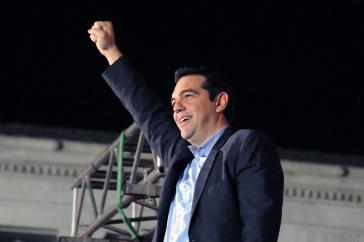 Sucht Kontakt zur Linken in Lateinamerika: Alexis Tsipras