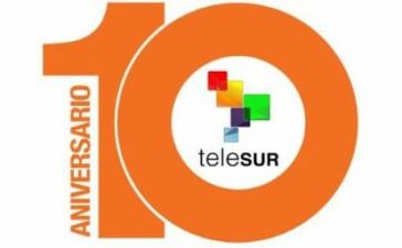 Zehn Jahre Telesur