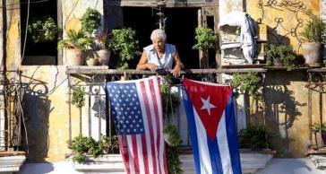 """Die Lockerungen sollen nach dem Willen der US-Regierung """"längst überfällige Wirtschaftsreformen"""" in Kuba stimulieren"""