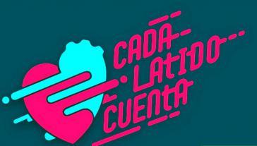 """Logo der Kampagne """"Jeder Herzschlag zählt"""""""