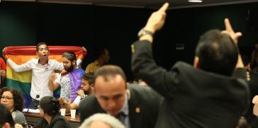 """Hitzige Diskussion über """"Familienstatut"""" in Brasilien"""