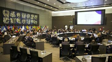 Vertreter der Celac-Staaten berieten in Quito gemeinsame Positionen zum Klimawandel