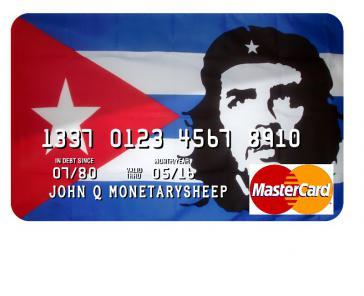 Künftiges Design für eine US-Mastercard?