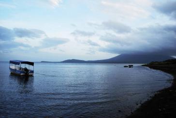 Der Kanal soll 173 Kilometer über Land und 105 Kilometer durch den Nicaraguasee verlaufen
