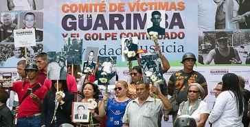 """Das Komitee der Opfer der """"Guarimbas"""" ist gegen eine Begnadigung von Leopoldo López"""