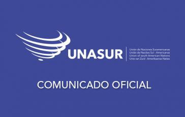Logo der Unasur