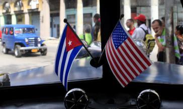 Am 21. Januar nehmen die USA und Kuba in Havanna Gespräche über die Verbesserung ihrer Beziehungen auf