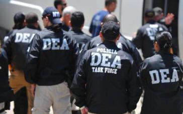DEA-Agenten im Einsatz