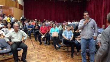 """Gegenwärtig finden in ganz Ecuador Bürgerversammlungen im Rahmen des """"nationalen Dialogs"""" statt"""