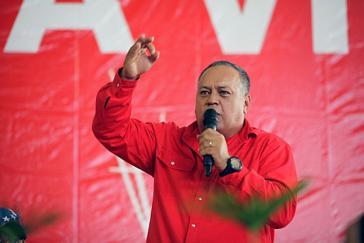 Will sich gegen aggressive Berichte wehren: Diosdado Cabello