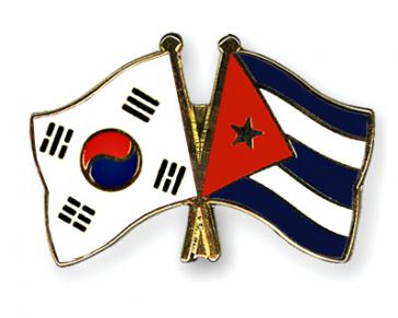 Neue Freundschaft? Kuba und Südkorea