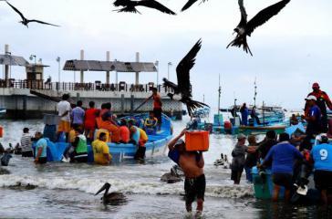 Kleinfischerei in Ecuador nicht betroffen von Wegfall der Treibstoffsubventionen