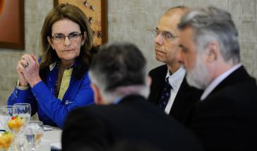 Die gesamte Unternehmensspitze von Petrobras unter Vorsitz von Maria das Graças Silva Foster wurde ausgetauscht