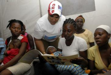 Kubas globale Erfolge bei der Alphabetisierung
