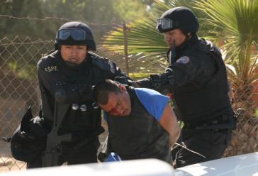 Von der Bundespolizei attackiert: Tagelöhner aus San Quintin