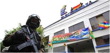 Ende Dezember 2012 übernahm der bolivianische Staat vier Energieunternehmen, die unter Kontrolle des spanischen Stromkonzerns Iberdrola standen