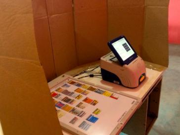 Venezuela verfügt über moderne Wahlmaschinen