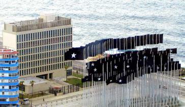 Interessenvertretung der USA in Havanna – bald eine Botschaft?