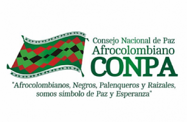 Logo des Afrokolumbianischen Nationalen Friedensrates (Conpa)