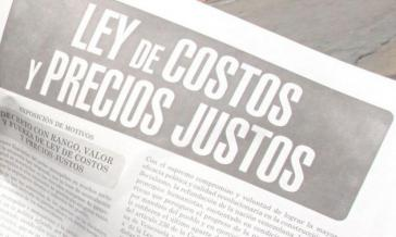 Die Regierung Maduro reguliert die Preise und Gewinnspannen für zahlreiche Güter des täglichen Bedarfs