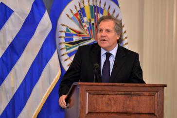 Luis Almagro – heftiger Gegenwind aus den Reihen des eigenen Parteibündnisses in Uruguay