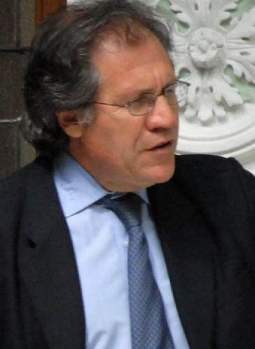 Luis Almagro, Generalsekretär der OAS