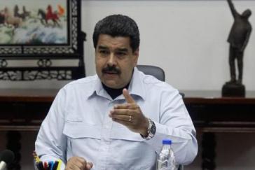 Will tausende Flüchtlinge aus Syrien aufnehmen: Venezuelas Präsident Nicolás Maduro