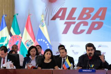 Alba-Länder verstärken Solidarität