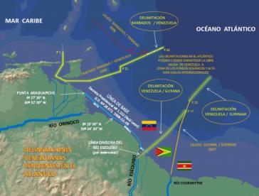 Suche nach Öl schafft Tatsachen in ungeklärtem Territorialkonflikt