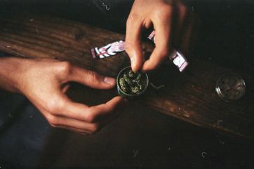 Die Legalisierung von Marihuana soll die Kriminalisierung von Jugendlichen stoppen